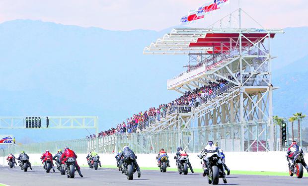 Un pequeño MotoGP: El Nacional de Motociclismo de Velocidad en Codegua |