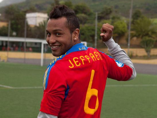Resultado de imagen para Jeffren Suárez español